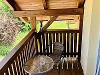 4. Studio s balkonem - apartmán k pronajmutí Zámostí - Blata