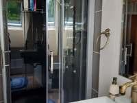 Koupelna v podkroví - Libštát