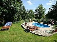 Apartmán Kněžnice - bazén - k pronájmu