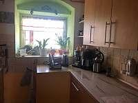 Apartmán Kněžnice - kuchyně - k pronajmutí