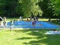 U Jizery bazének pro nejmenší - Turnov - Dolánky u Turnova