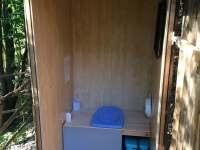 Toaleta - Spálov