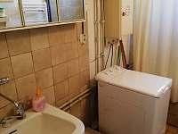 Koupelna - pronájem chalupy Rokytá - Horní Rokytá