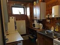 Kuchyňka - pronájem chalupy Rokytá - Horní Rokytá