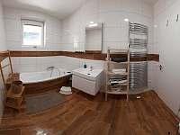 koupelna - pronájem chaty Líšný (Malá Skála)
