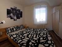 ložnice - chata k pronájmu Líšný (Malá Skála)