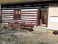 Ubytování roubenka Sedmihorky - roubenka ubytování Sedmihorky
