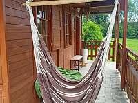 Houpačka - chata ubytování Sedliště
