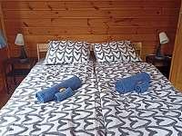 Ložnice - chata k pronájmu Sedliště
