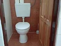 Koupelna - pronájem chalupy Syřenov
