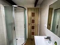 Koupelna v podkroví - Libošovice