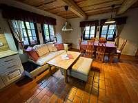 Kuchyň s obývacím koutem - Libošovice