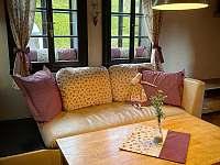 Obývací kout - Libošovice