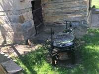 Ohniště - roubenka ubytování Libošovice