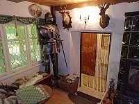 chalupa středověk - pronájem Stupná