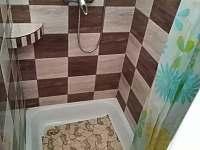 koupelna - apartmán k pronajmutí Příšovice