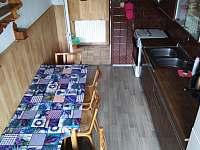 kuchyň - pronájem apartmánu Příšovice