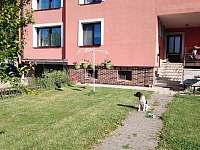 Psi a jiná zvířata jsou u nás vitana - apartmán ubytování Příšovice
