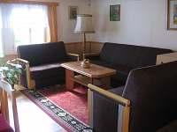 obývací část - Leština
