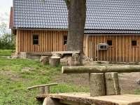 Houpacka mala - chalupa k pronájmu Turnov - Bukovina