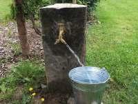 pitná voda - Drahoňovice