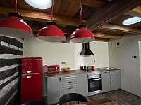 Kuchyňský kout - apartmán k pronájmu Soběslavice