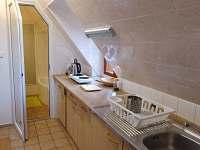 kuchyň s koupelnou 3. ap.