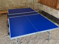 Ping-pong - apartmán k pronájmu Karlovice - Roudný