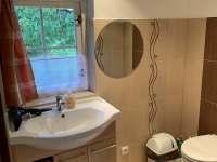 WC roubenka - Karlovice - Roudný