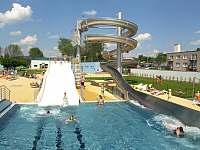 Aquapark Jičín - Hrachovice