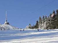 Skiareál Ještěd - Hrachovice