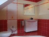 Ubytování U křížku / Koupelna č. 2 - Hrachovice