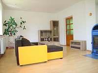 společenská místnost - apartmán k pronájmu Turnov