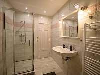 Koupelna apartmán č.3 - ubytování Železnice