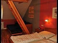 3. pokoj pro hosty - pronájem chalupy Modřišice - Podháj