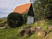 Chata v Malé Skále - k pronajmutí Malá Skála