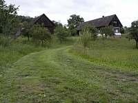 Stylová roubenka - roubenka ubytování Újezdec - 5