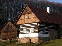 Chalupa ubytování v obci Moravčice