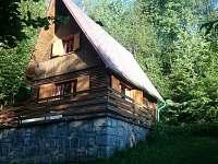 ubytování Žlábek na chatě k pronájmu