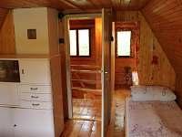Malý pokoj 1.lůžko - chata k pronájmu Karlovice - Roudný