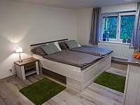 Apartmány U Lípy Ložnice A apartmán1 - ubytování Tatobity