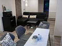 Apartmány U Lípy obývací pokoj - Tatobity