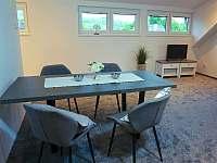 Apartmány U Lípy obývací pokoj apartmán2 - Tatobity