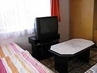 Apartmán I - Pokoj s gaučem a 3 lůžky. - pronájem Jenišovice