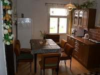 Chalupa kuchyň