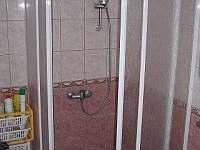 Chalupa - wc se sprchovým koutem