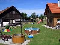 ubytování na chatě k pronájmu Libošovice