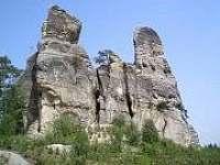 Hruboskalsko-Durango a Únorová věž
