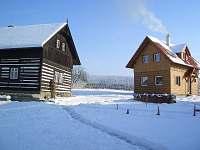 Zima na Chalupách Libošovice