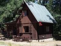 Chaty a chalupy Milčanský rybník v chatkách na horách - Doksy